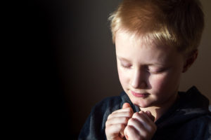 Young children benefit from meditation too.
